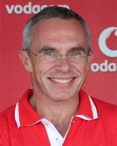Vodacom Piet Uys Vodacom to boost ICT in education