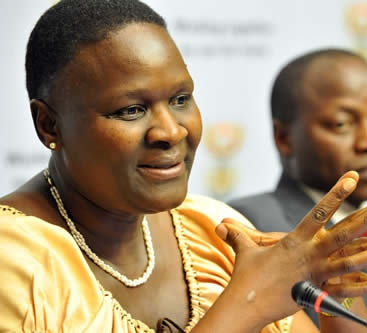 Riah Phiyega Public invited to comment on SOE review