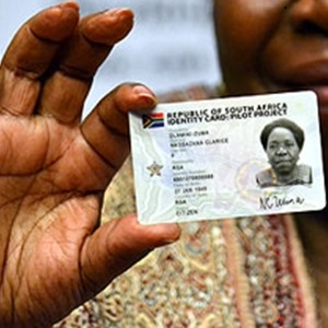 Home Affairs issues 100 smart card IDs